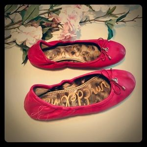 Sam Edelman Shoes - Felicia Ballet 🩰 Flats Fuchia